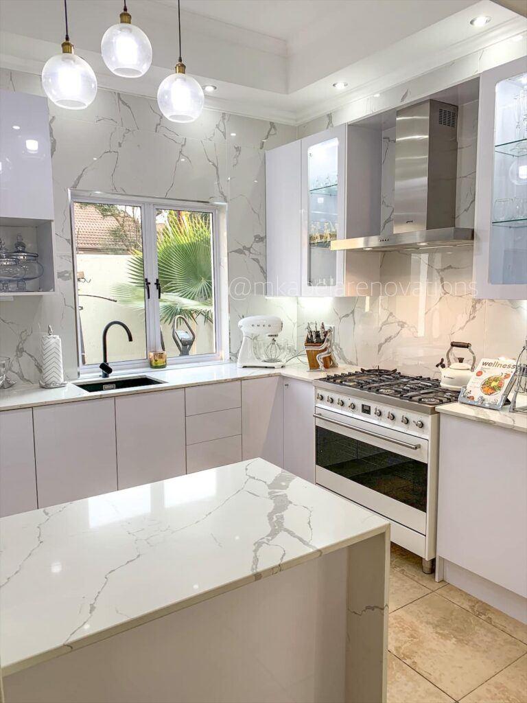 Kitchen Renovations Centurion