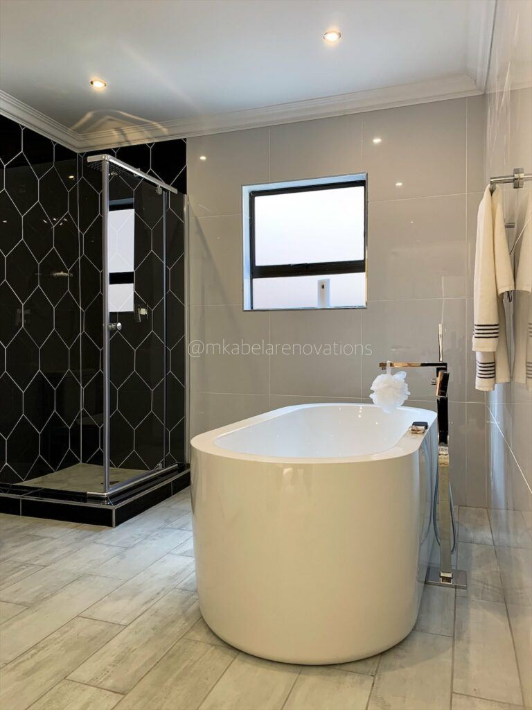 Bathroom Renovations in Johannesburg